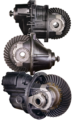Spicer Truck Differential Carriers